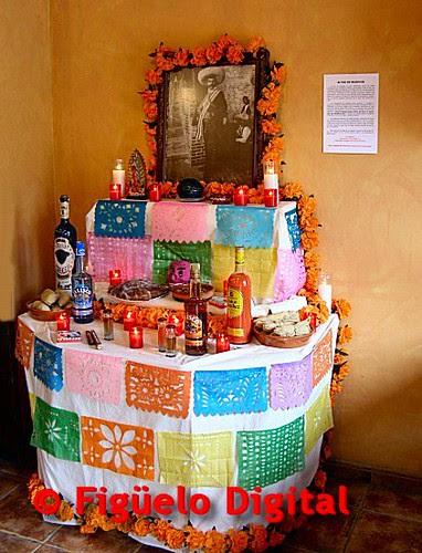 Altar de Muertos en Málaga/2006/02