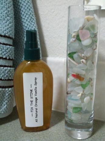 Essential Oil Room Air Freshener Spray Recipe. Photo by jansafoody