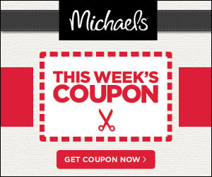 This Week's Coupon at Michaels.com