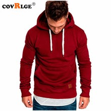 Covrlge Mens Sweatshirt Long Sleeve Autumn Spring Casual Hoodies
