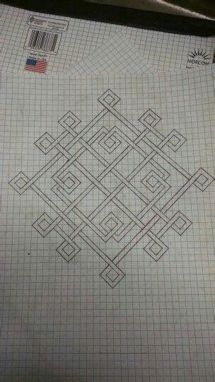 celtic knot  graph paper  doodles pinterest