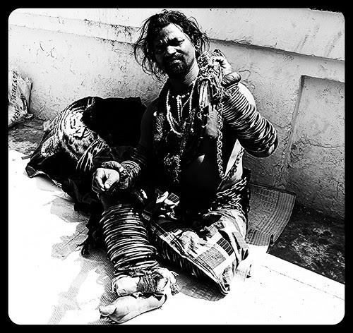The Bawa In Chains Waris Pak by firoze shakir photographerno1