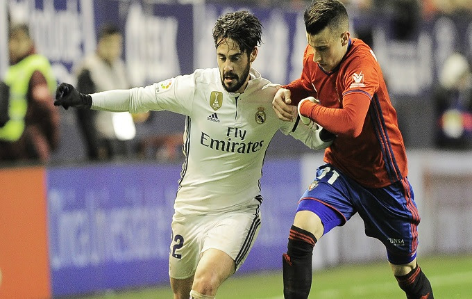 Permainan anggun Isco terlihat dikala tampil bersama Tim Nasional Spanyol dikala melumat Argen Ke Manakah Isco Akan Berlabuh, Bila Real Madrid Siap Melepas Tanpa Haru