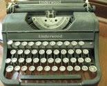 USB Typewriter 1 -- Works as Computer Keyboard or iPad Dock