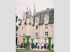 Elegant French Chateau Wedding   Once Wed