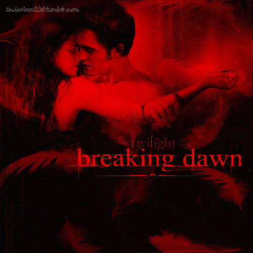 Breaking Dawn fanmade pic