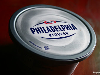 New discovery: Kraft Philadelphia Cream Cheese