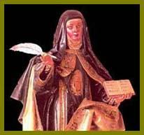 Santa Teresa De Jesus Pensamientos Y Sentencias