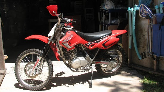 2008 Baja DR150 $750 - 100385762  Custom Dirt Bike Classifieds  Dirt Bike Sales