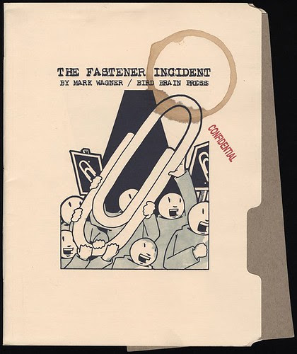 The fastener incident by Mark Wagner, 2001