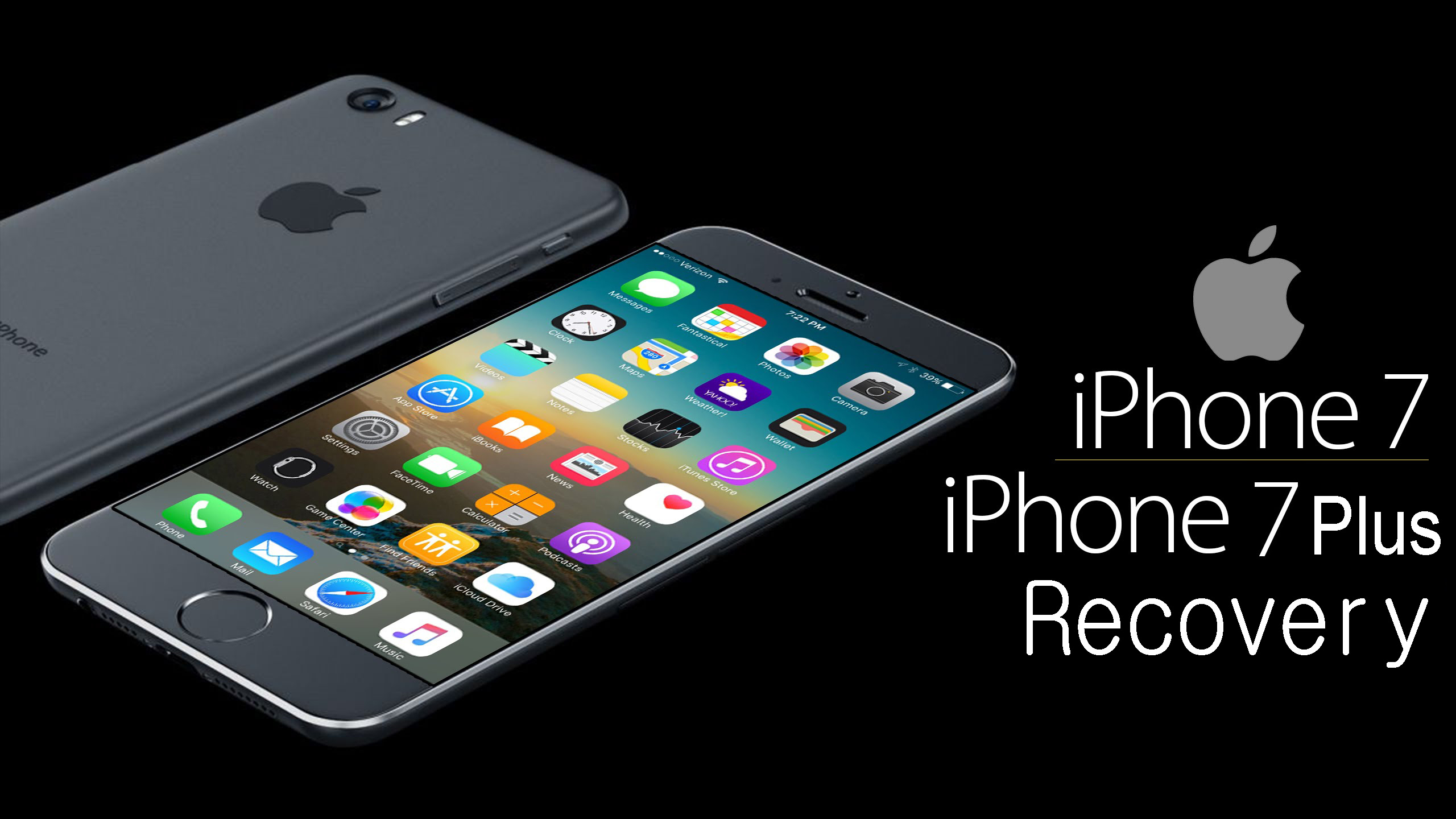 3 Ways To Recover Lost or Deleted Data From iPhone 7\/7 Plus