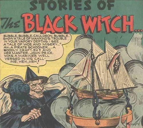 stories of black witch (zip 27, 1942)
