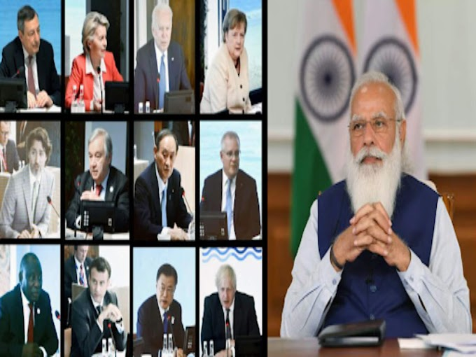 India may join G7's infra push to counter China's influence