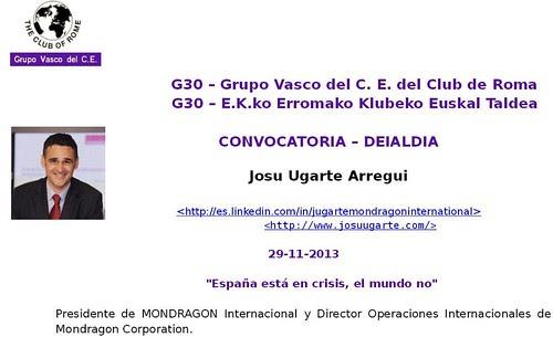 Josu Agirre G30
