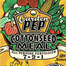 Lady Bug Brand Garden Pep™ Cottonseed Meal