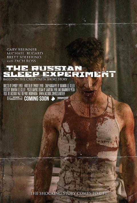 The Russian Sleep Experiment Short Film