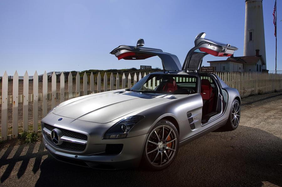 Mercedes-AMG SLS review | Autocar