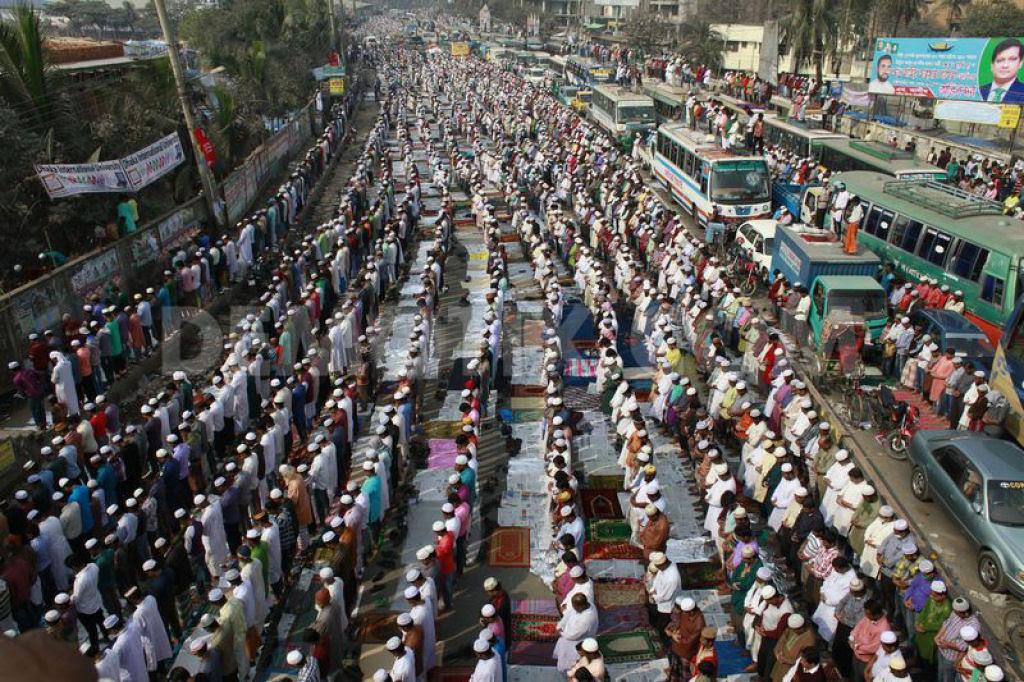 Todos a bordo para Bangladesh - Biswa Ijtema 2014 16