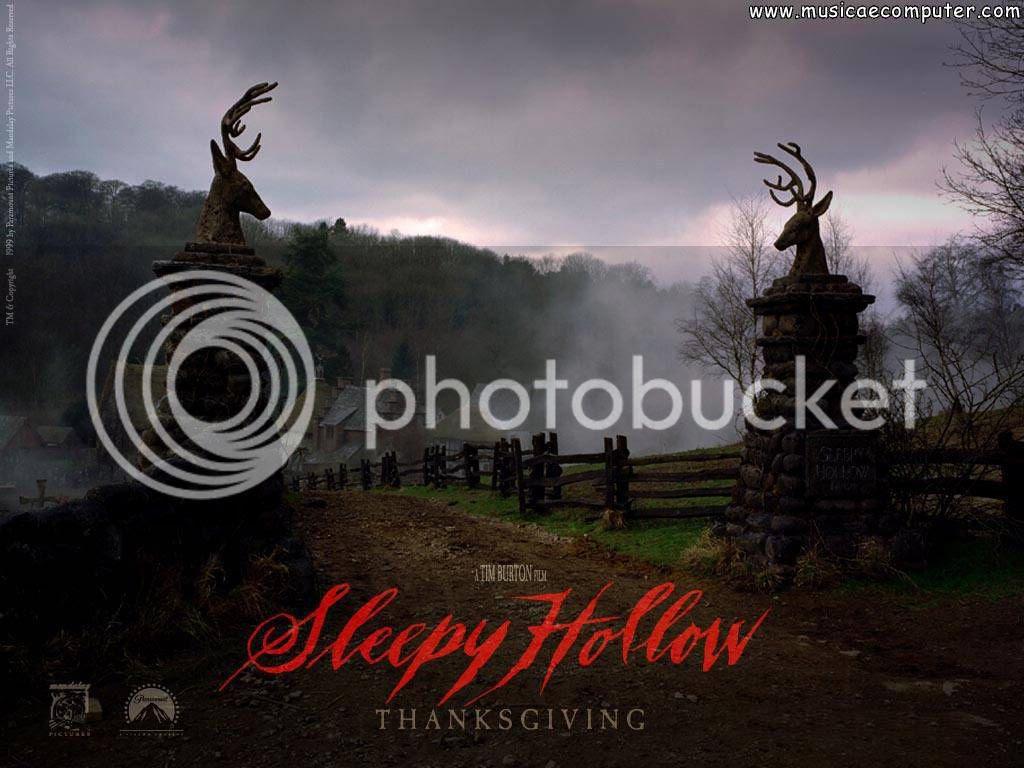 Resultado de imagem para the legend of sleepy hollow 1999 posters