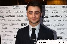 Updated: Daniel Radcliffe attends Sony Pictures Classics' cast dinner