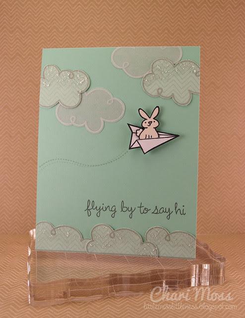 FlyingByBunny