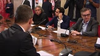 Reunió al Congrés per parlar de la despesa electoral
