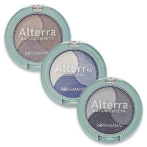 Alterra Trio Eyeshadow