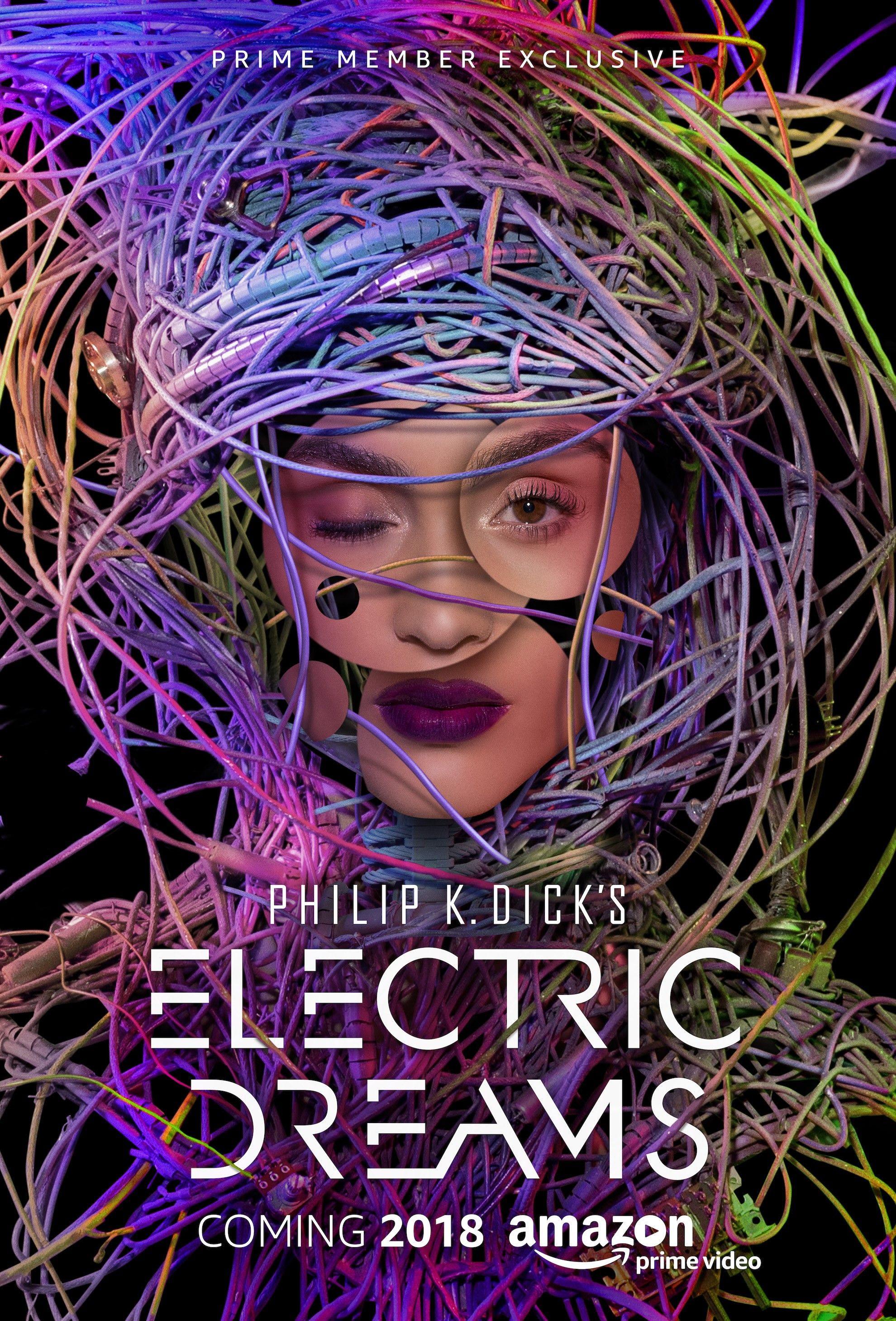 Resultado de imagen para electric dreams poster