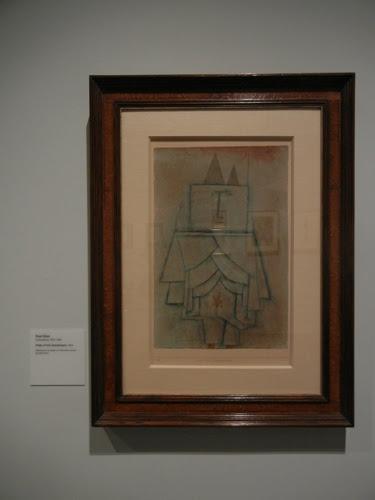 DSCN7903 _ Pride of the Gatekeeper, 1929, Paul Klee (1879-1940), LACMA
