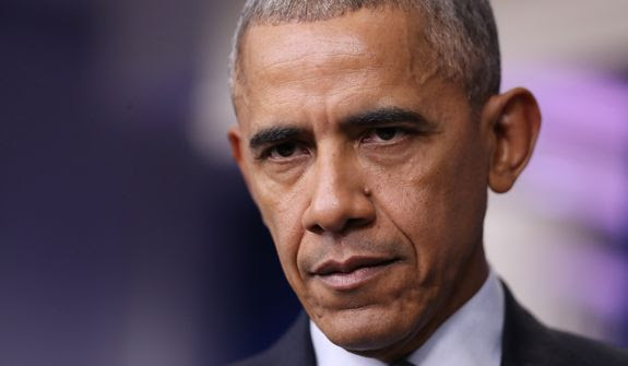 """""""I believe that we have better ideas. But I also believe that good ideas don't matter if people don't hear them,"""" President Obama said. """"We have to compete everywhere. We have to show up everywhere. We have to work at a grass-roots level, something that's been a running thread in my career."""" (Associated Press)"""
