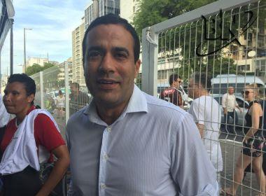 Bruno Reis afasta, no momento, chances de concorrer ao governo este ano