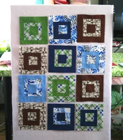 mini paintbox quilt