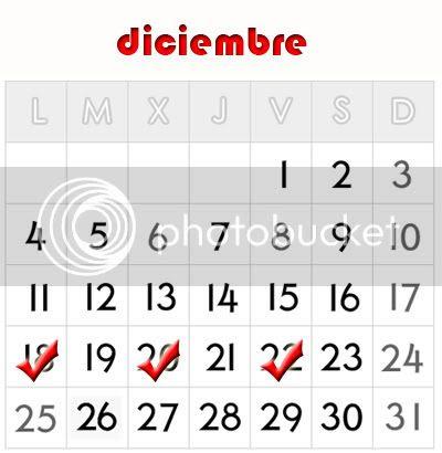 calendario de inauguraciones