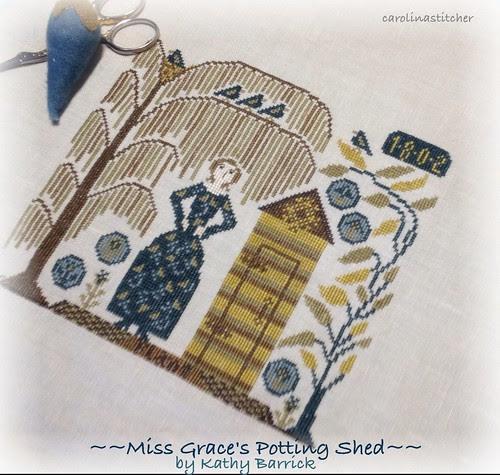 Miss Graces Potting Shed