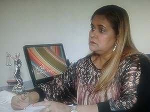 Estupro menina (Foto: Reprodução/TV Anhanguera)