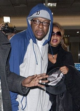 Whitney Houston funeral: Bobby Brown devastated after