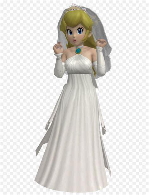 Super Mario Odyssey Princess Peach Wedding dress   wedding