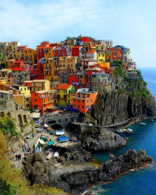 Cinque Terre, Italy 画