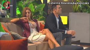 Catarina Gouveia sensual na novela Destinos Cruzados