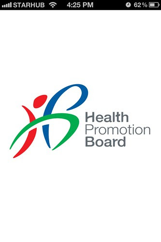Health Promotion Board Singapore (HPB) iDAT App