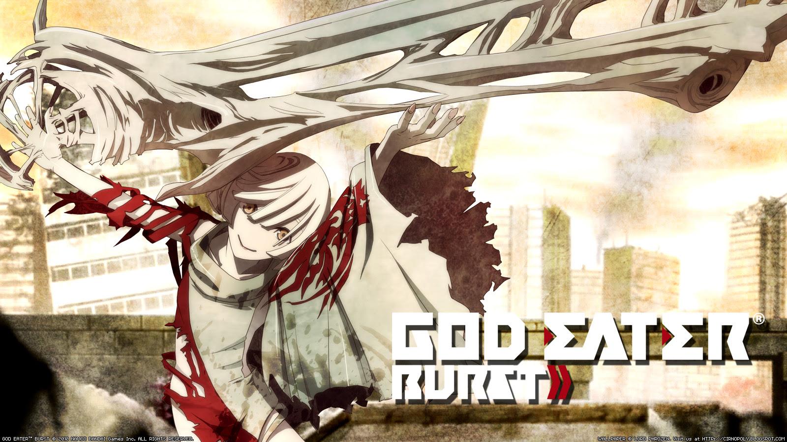 God Eater Wallpaper Sf Wallpaper