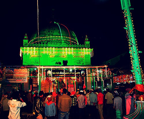 Haji Malang Dargah -God Lives Here by firoze shakir photographerno1