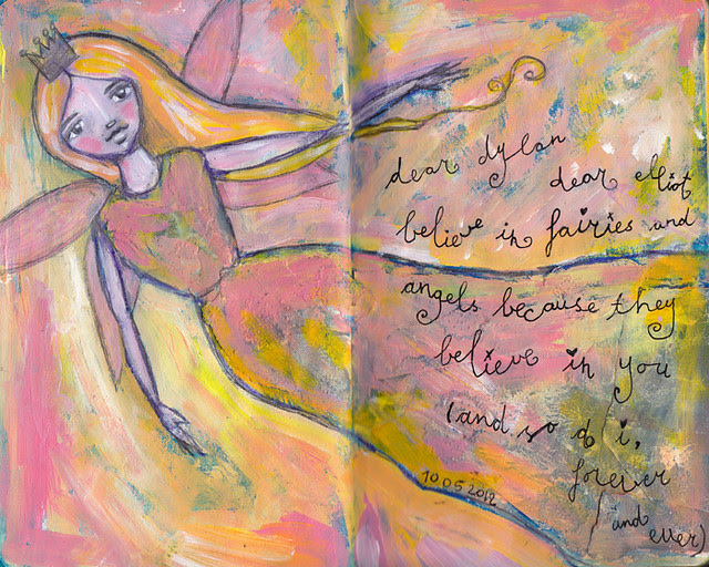 Dylan & Elliot Art Journal - p5