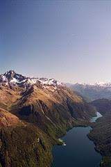 Milford Sound Area - South Island NZ