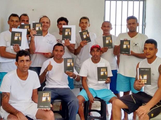 Presos do Complexo Penal Agrícola Dr. Mário Negócio concorrem ao prêmio (Foto: Divulgação/Sejuc)
