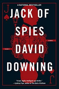 Jack of Spies by David Downing