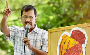 Please donate, our funds have exhausted, Kejriwal appeals to public