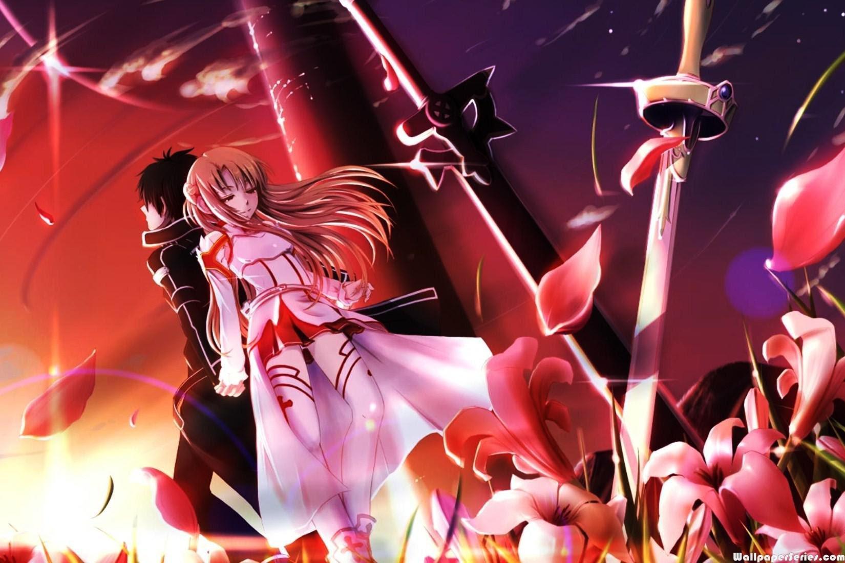 9700 Gambar Hd Anime Sword Art Online Terbaru