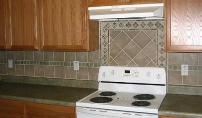 Ceramic Tile Backsplash Designs