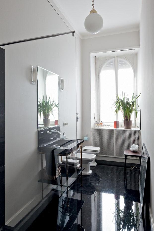 Apartamento Milão (Foto: Filippo Bamberghi)